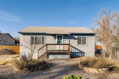 Denver Single Family Home Under Contract: 5235 Newton Street