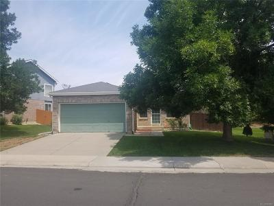 Broomfield Single Family Home Under Contract: 2714 Bryant Drive