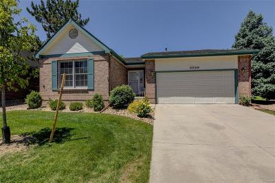 Highlands Ranch Single Family Home Active: 9089 Greenspointe Court
