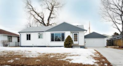 Lakewood Single Family Home Under Contract: 6180 West Virginia Avenue