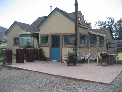 Salida Single Family Home Under Contract: 8985 County Road 126