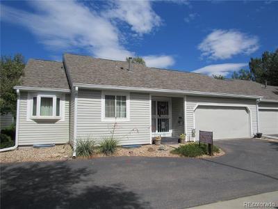 Aurora Condo/Townhouse Active: 2814 South Heather Gardens Way #A