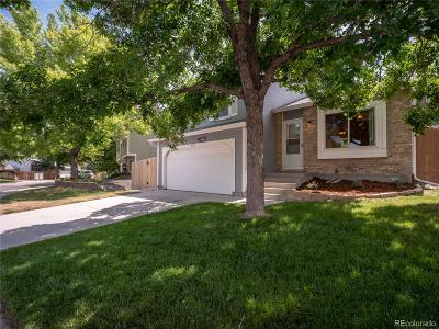 Broomfield Single Family Home Active: 12620 Julian Street