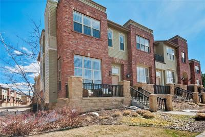 Lone Tree Condo/Townhouse Under Contract: 10150 Ridgegate Circle