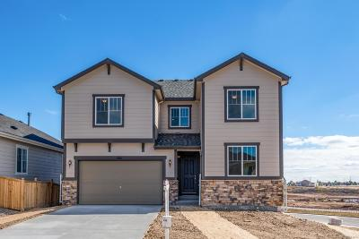 Castle Rock Single Family Home Active: 3811 White Rose Loop