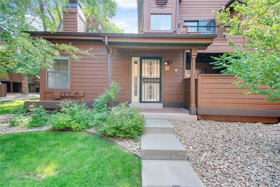 Arvada Condo/Townhouse Under Contract: 8045 Garrison Court #C