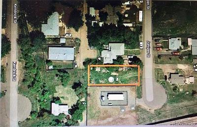 Golden Residential Lots & Land Under Contract: 615 Juniper Street