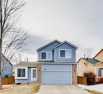 Highlands Ranch Single Family Home Active: 9941 Mackay Drive