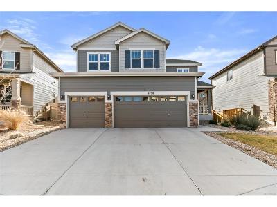 Castle Rock Single Family Home Under Contract: 7498 Blue Water Lane