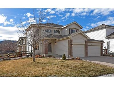 Littleton Single Family Home Active: 9780 South Crystal Lake Drive