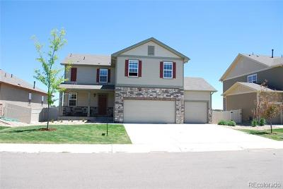 Firestone Single Family Home Active: 10350 Stagecoach Avenue