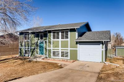 Aurora Single Family Home Active: 14825 East 25th Avenue