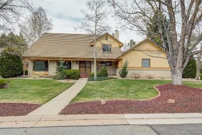 Aurora Single Family Home Active: 15391 East Monmouth Place