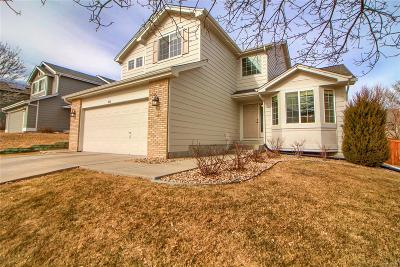 Highlands Ranch Single Family Home Under Contract: 723 Sparrow Hawk Drive