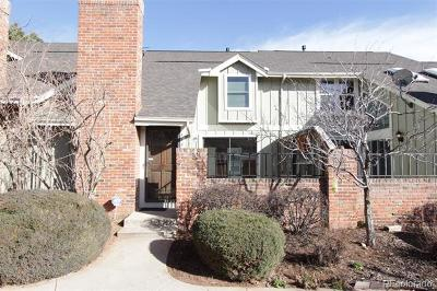Littleton Single Family Home Under Contract: 11881 Elk Head Range Road