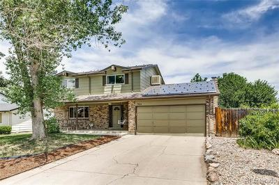 Littleton CO Single Family Home Active: $425,000