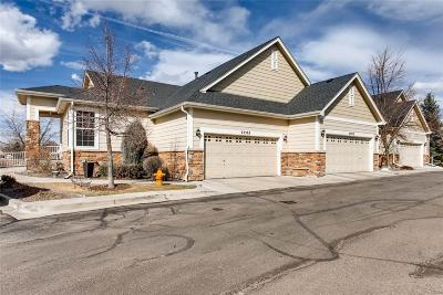 Littleton Condo/Townhouse Active: 6557 South Reed Way #A