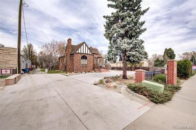 Wheat Ridge Single Family Home Active: 5785 West 38th Avenue