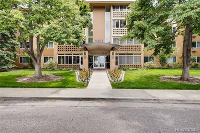 Denver Condo/Townhouse Active: 9300 East Center Avenue #1A