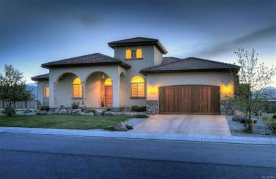 Salida Single Family Home Active: 112 Cottonwood Circle