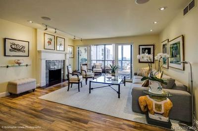 Denver Condo/Townhouse Active: 800 Pearl Street #1002