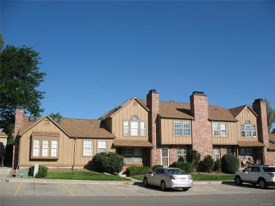 Condo/Townhouse Active: 17467 East Rice Circle #C