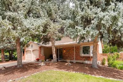 Arvada Single Family Home Active: 8218 Upham Court