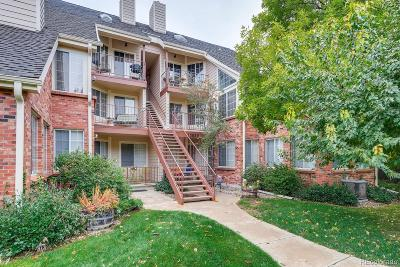 Aurora Condo/Townhouse Under Contract: 13833 East Lehigh Avenue #E