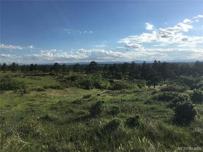 Franktown CO Residential Lots & Land Active: $4,500,000
