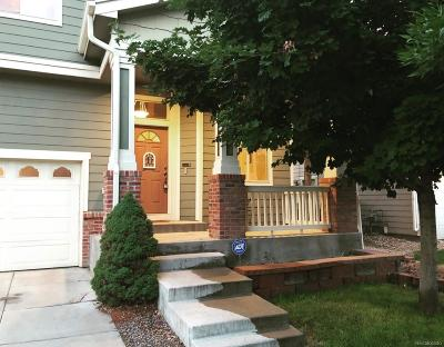 Brighton Single Family Home Active: 12177 Kittredge Street