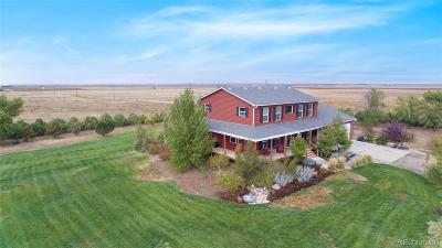 Briggsdale Single Family Home Active: 39566 County Road 84