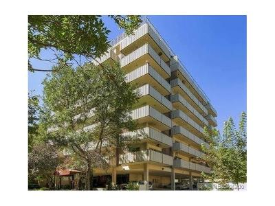 Denver Rental Active: 1313 Steele Street #306