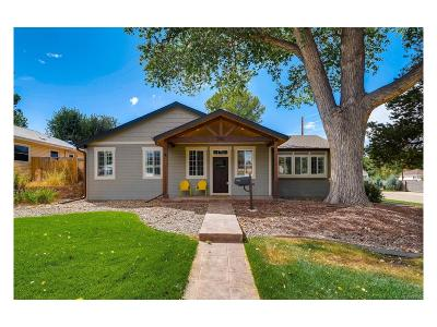 Englewood Single Family Home Under Contract: 2901 South Corona Street
