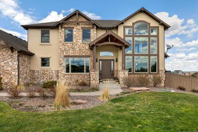 Castle Rock Single Family Home Active: 7275 Upton Court