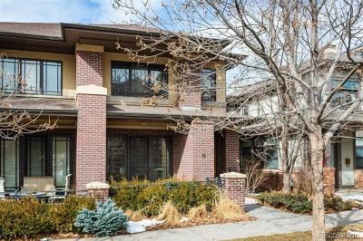 Cherry Creek Condo/Townhouse Active: 31 Garfield Street