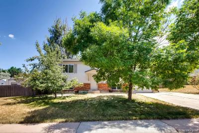 Centennial Single Family Home Under Contract: 8196 East Fremont Avenue