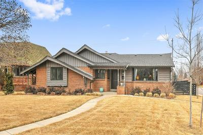 Denver CO Single Family Home Active: $899,900