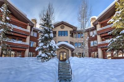 Steamboat Springs CO Condo/Townhouse Active: $539,000