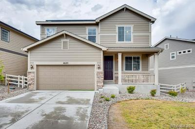 Castle Rock Single Family Home Active: 2633 Garganey Drive