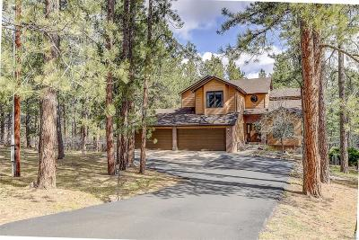 Larkspur CO Single Family Home Under Contract: $575,000