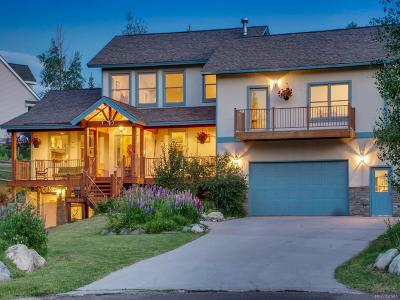 Single Family Home Under Contract: 405 Kelhi Court