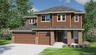 Castle Rock Single Family Home Under Contract: 1319 Sidewinder Circle