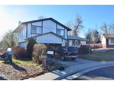 Denver Single Family Home Active: 8150 East Linvale Place