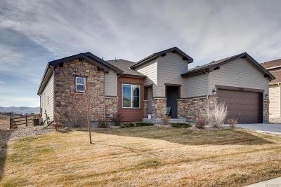 Arvada Single Family Home Under Contract: 8386 Noble Court