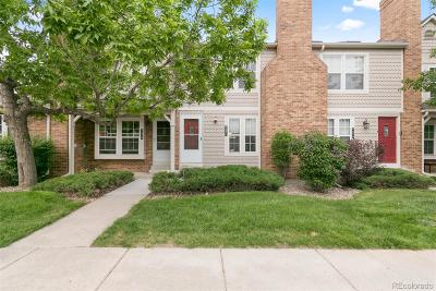 Littleton Condo/Townhouse Under Contract: 9681 West Chatfield Avenue #C