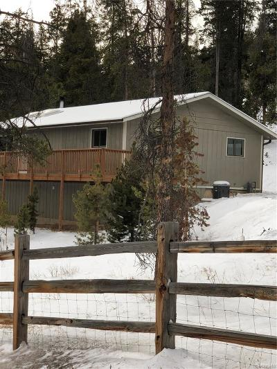Evergreen Single Family Home Under Contract: 6843 Deer Path