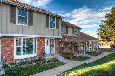 Centennial Condo/Townhouse Under Contract: 2575 East Fremont Court