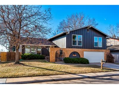 Single Family Home Under Contract: 4028 South Wisteria Way