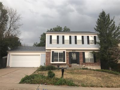 Aurora, Denver Single Family Home Under Contract: 16824 East Harvard Avenue