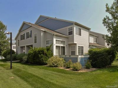 Longmont Condo/Townhouse Under Contract: 1419 Red Mountain Drive #38